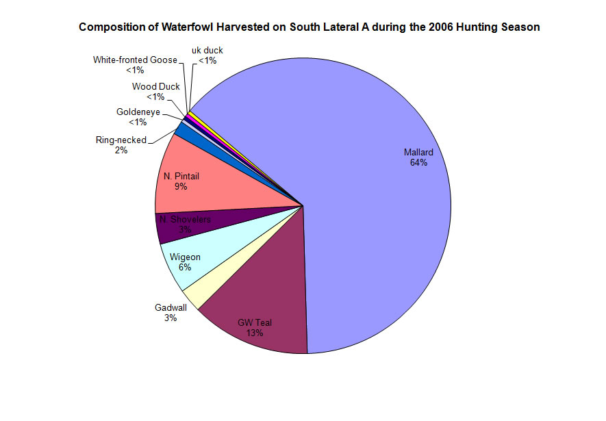Opening Day Waterfowl Harvest Success, Click To Enlarge