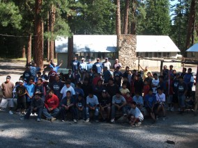 Wildlife Youth Camp, 2005